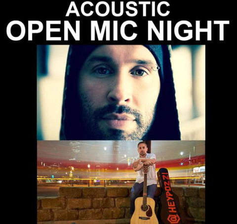 Open Mic night at Marco Polo Restobar
