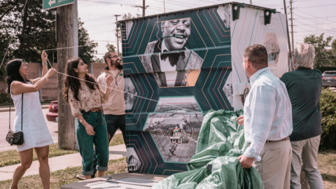 CALL FOR SUBMISSIONS – Phase 2: Utility Box Wrap Project